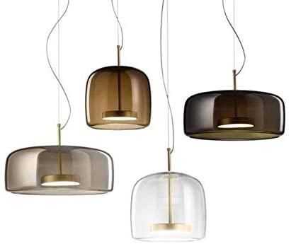 lampadari vetro moderni vintage