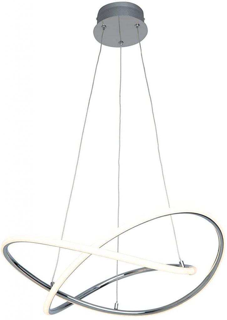 stile minimal lampada