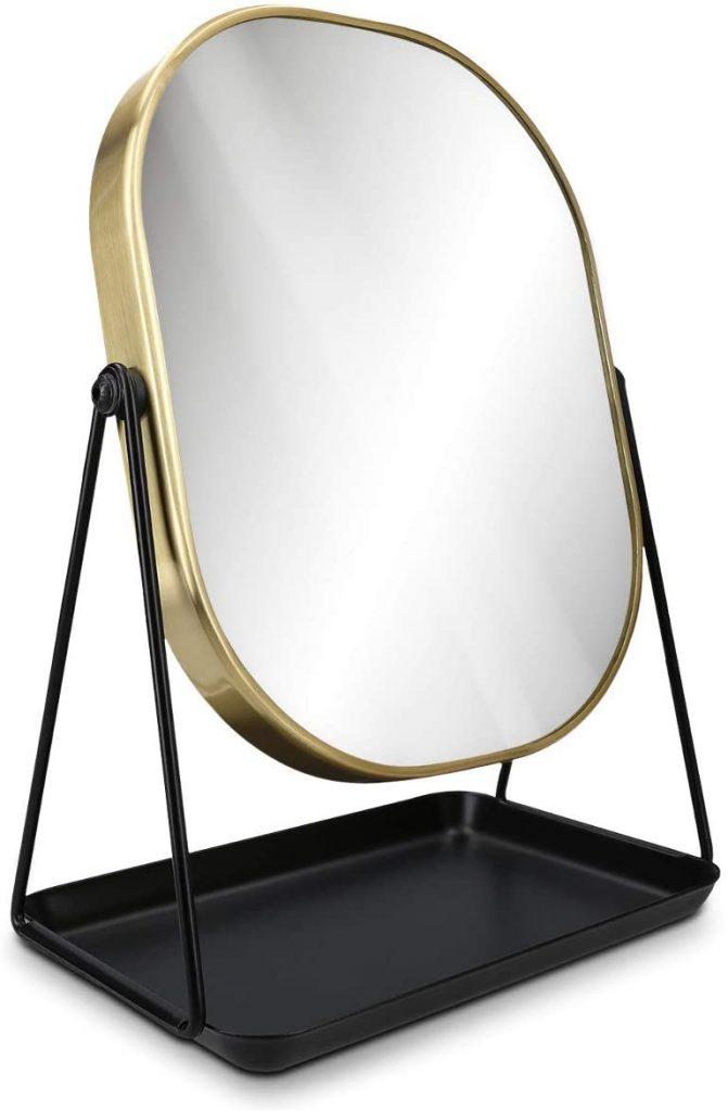 stile minimal specchio tav