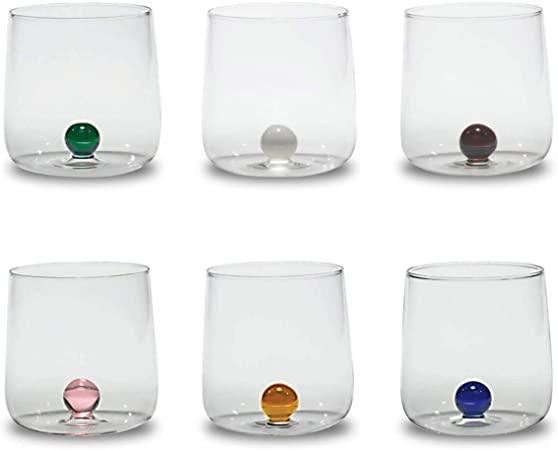 bicchieri sale da pranzo moderno design