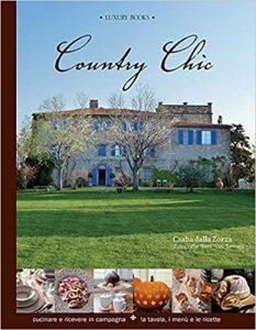 cucina country chic libro