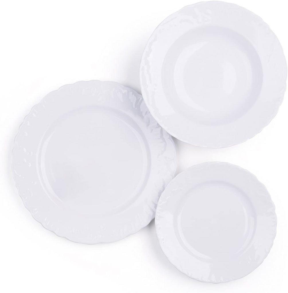piatti porcellana stile classico