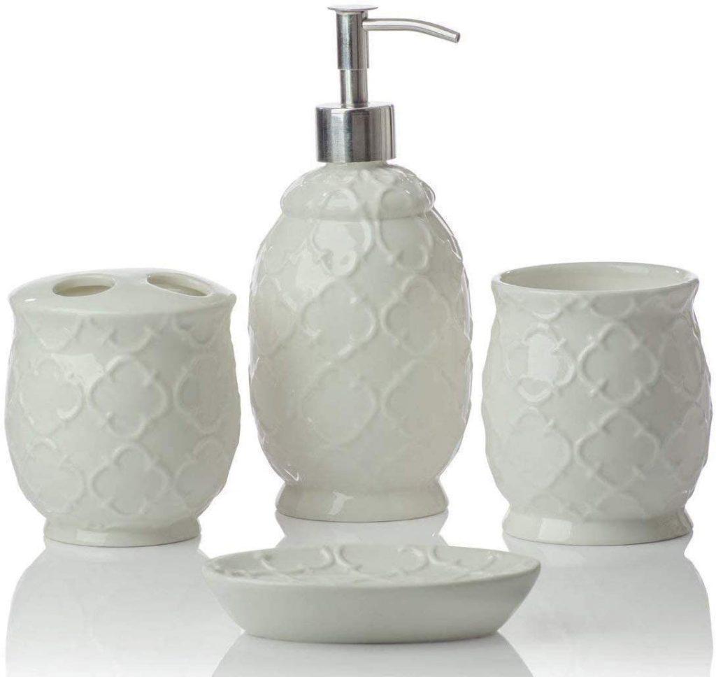 bagno stile marinaro accessori