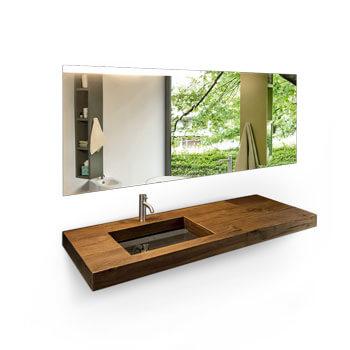 bagno stile marinaro lavabo