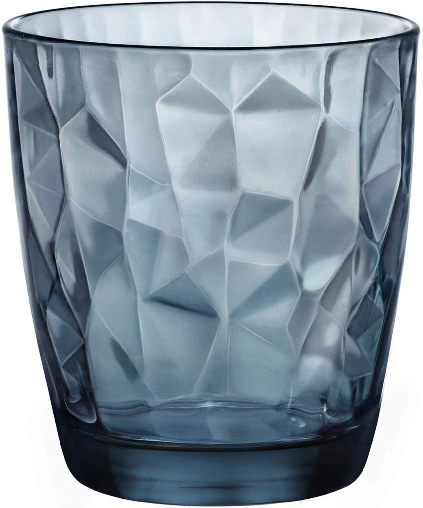 bicchiere tavola stile mare