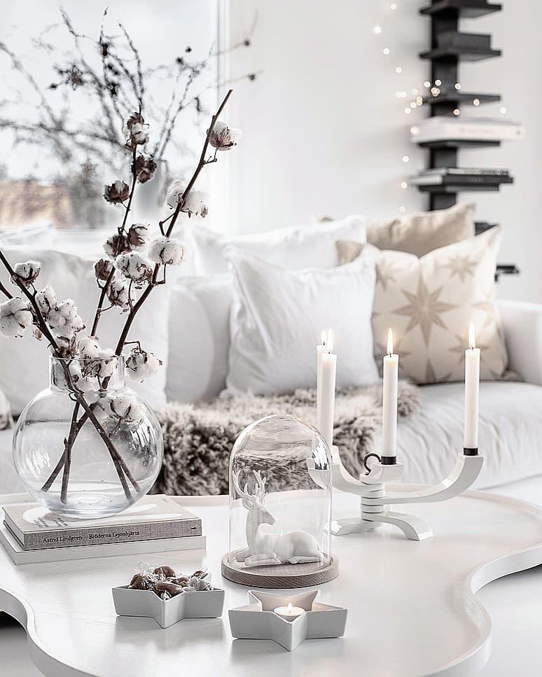 decori natalizi stile nordico