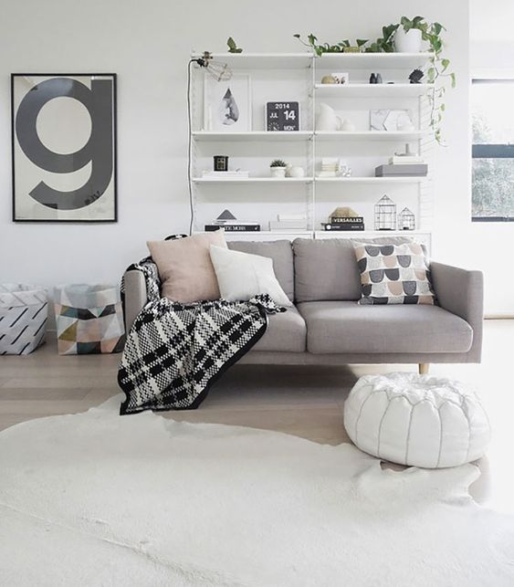 soggiorno stile nordico mondodesign