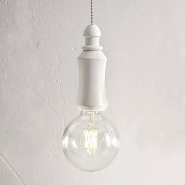 lampade shabby chic country